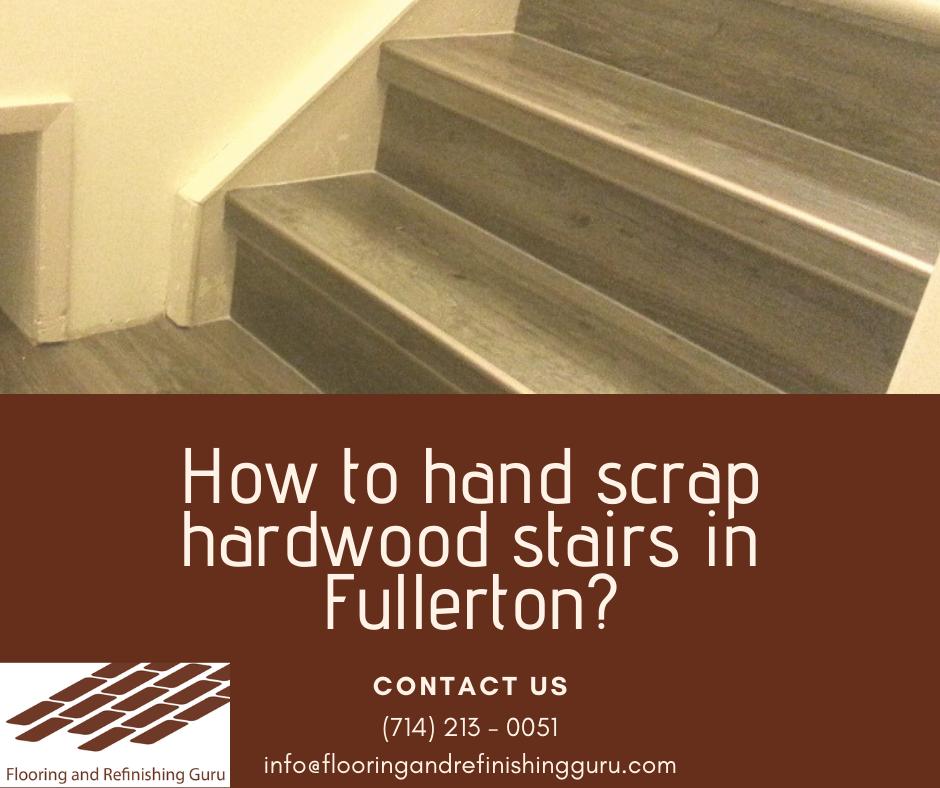 stairs in Fullerton   orange county stairs   beach city stairs   california stair company   flooring and refinishing guru